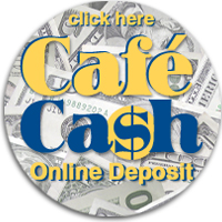 CafeCa$h Online Payment