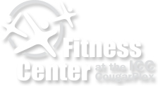 Our Fitness Center at the ICC CougarPlex logo