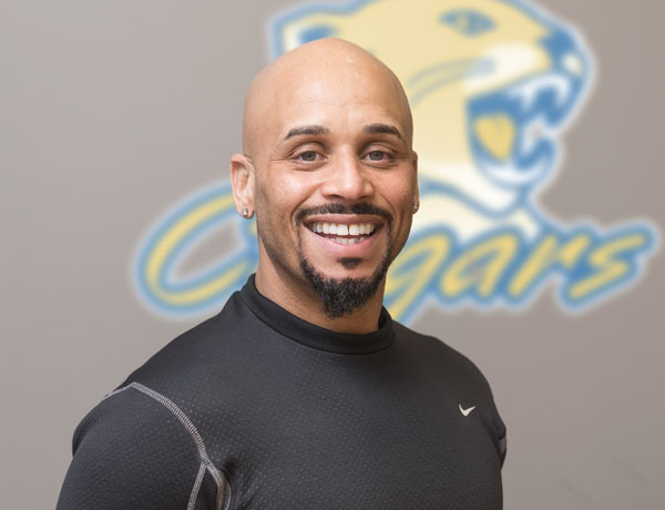 2017-2018 Men's Basketball Headshot of Assistant Coach David Best