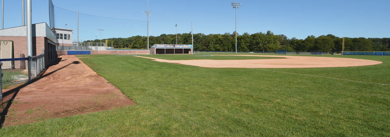 ICC's Baseball Diamond