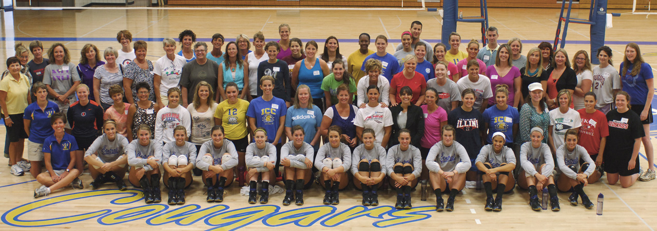 ICC Volleyball Annual Alumni Game 2012
