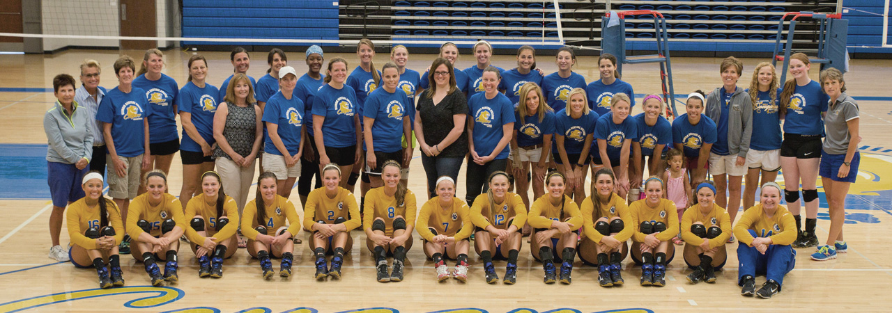 ICC Volleyball Annual Alumni Game 2015