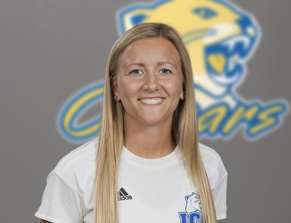 2017-2018 Women's Soccer Headshot of Audrey Duley