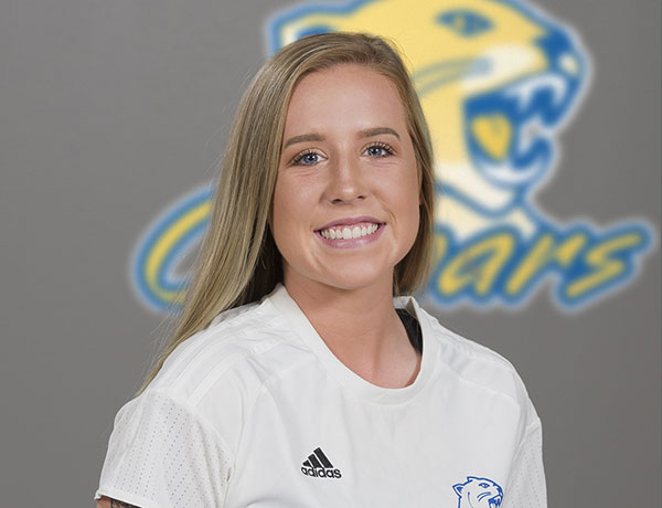 2017-2018 Women's Soccer Headshot of Shelby Baker