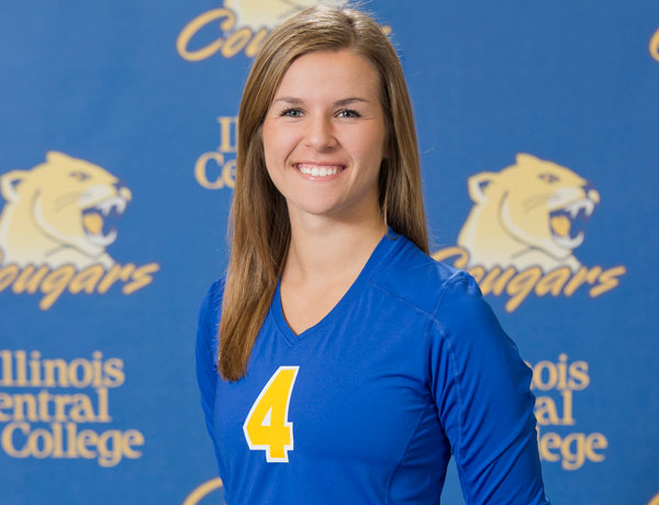 2016-2017 Volleyball Headshot of Taylor Shaw