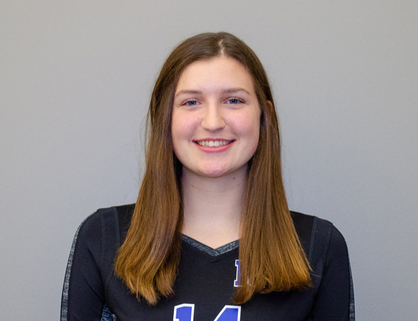 Alivia West — Volleyball