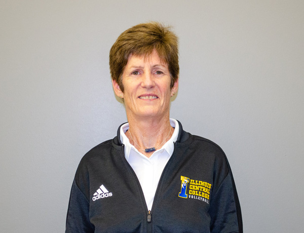 Coach Trish Guinee — Volleyball
