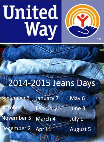 jeans day 2014-2015 image w dates