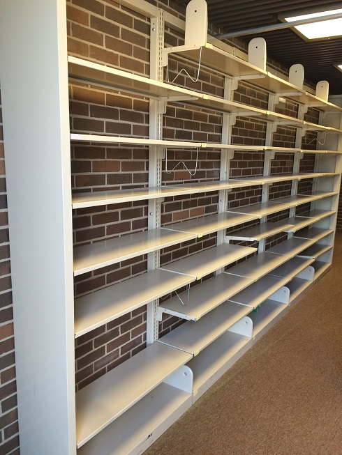 Pleasant Library Shelving For Sale Faculty Staff Download Free Architecture Designs Intelgarnamadebymaigaardcom