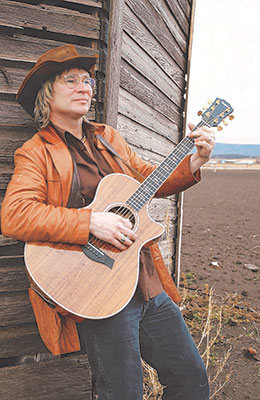 Tribute artist Ted Vigil presents A John Denver Christmas on Friday, December 16 at 7:30 pm in the ICC Performing Arts Center in East Peoria. Tickets cost $30 for the general public and $20 for students. Tickets are available at ArtsAtICC.com or (309) 694-5136.