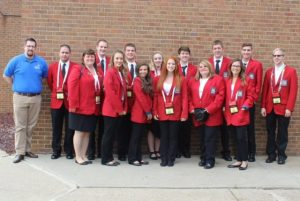SkillsUSA Group Picture 2016