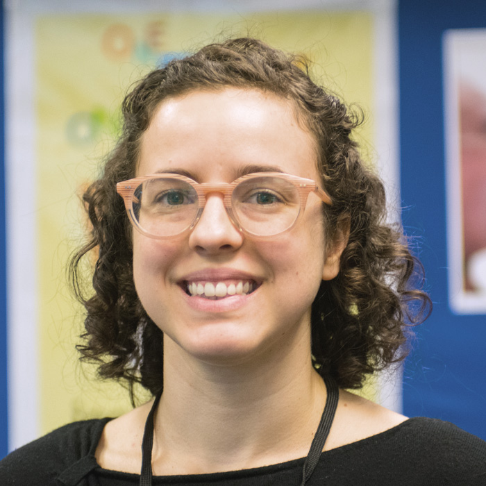 Staff Photo of Christina Norton
