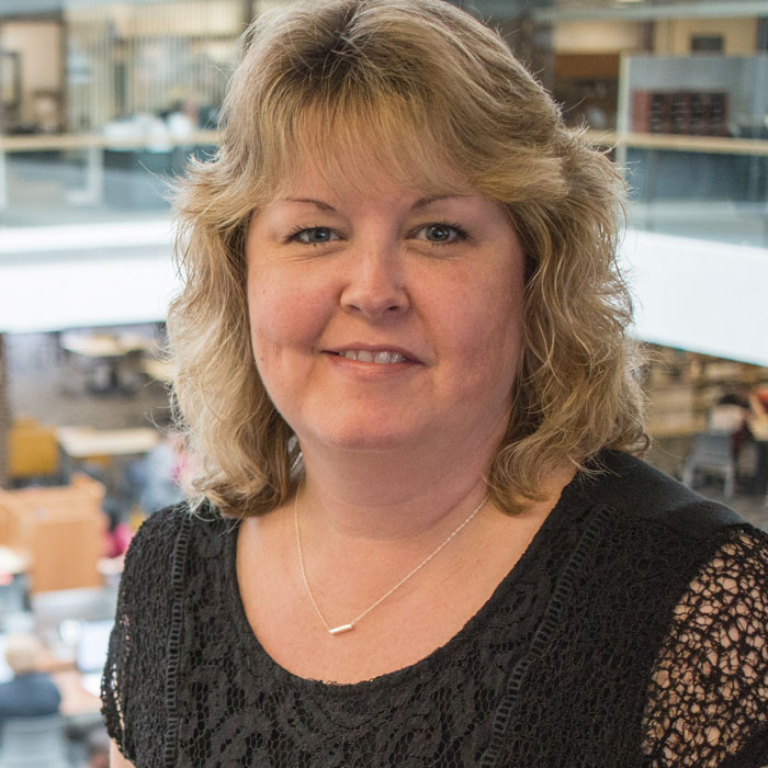 Staff Photo of Kathy King