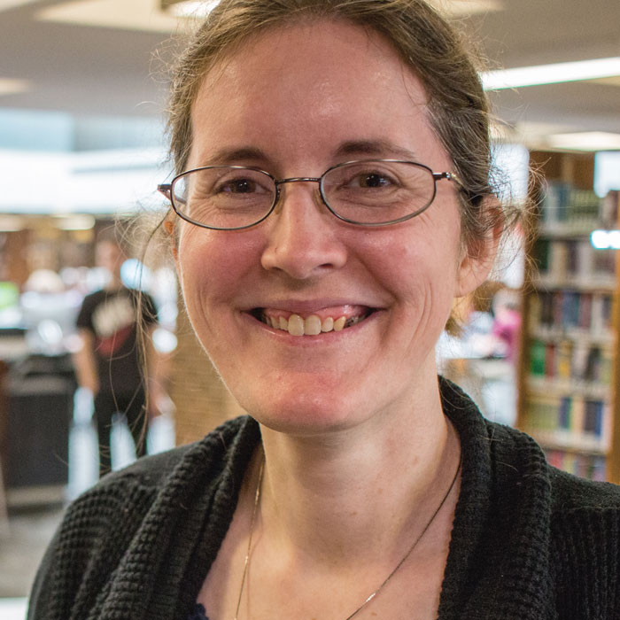 Staff Photo of Susan Kellerstrass