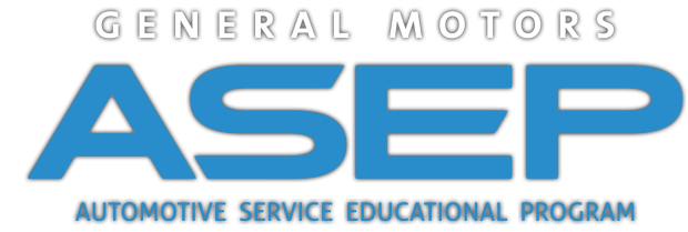 GM ASEP General Motors Automotive Service Educational Program logo